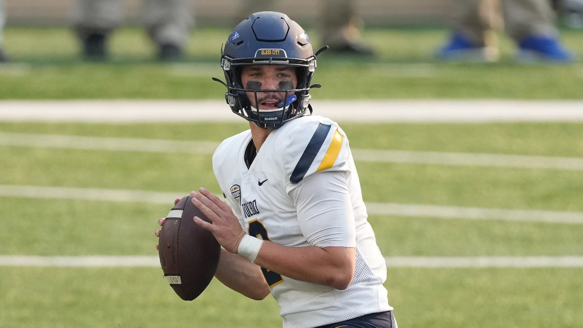 Northern Illinois vs. Toledo College Football Week 6 Odds & Picks: Low-Scoring Game Expected article feature image
