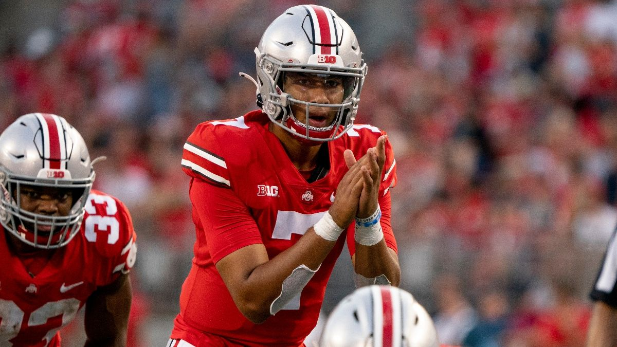 Maryland vs. Ohio State Odds, Preview, Picks: The First-Half Bet to Make for Saturday's Game (October 9) article feature image