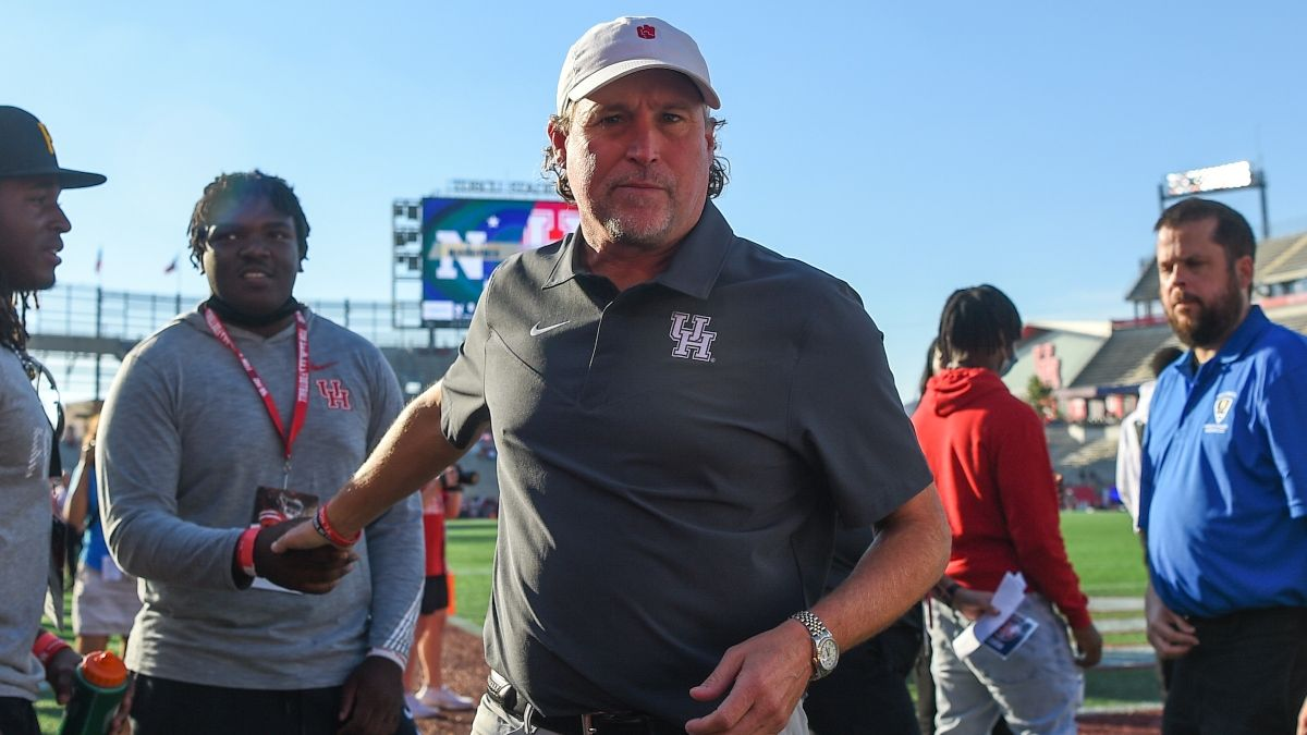 Houston vs. Tulane Collège Football Odds, Prediction: Thursday Night's Huge Betting Model Edge article feature image