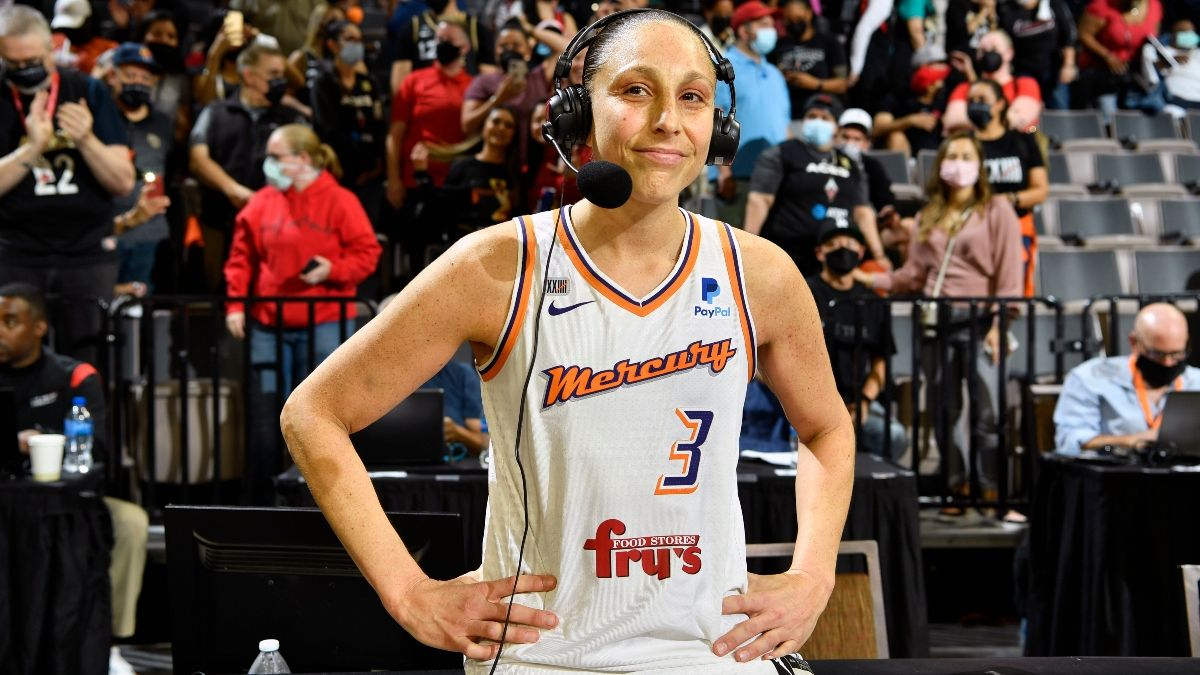 WNBA Finals Game 2 Odds & Pick for Sky vs. Mercury: How to Back Phoenix After Loss (October 13) article feature image