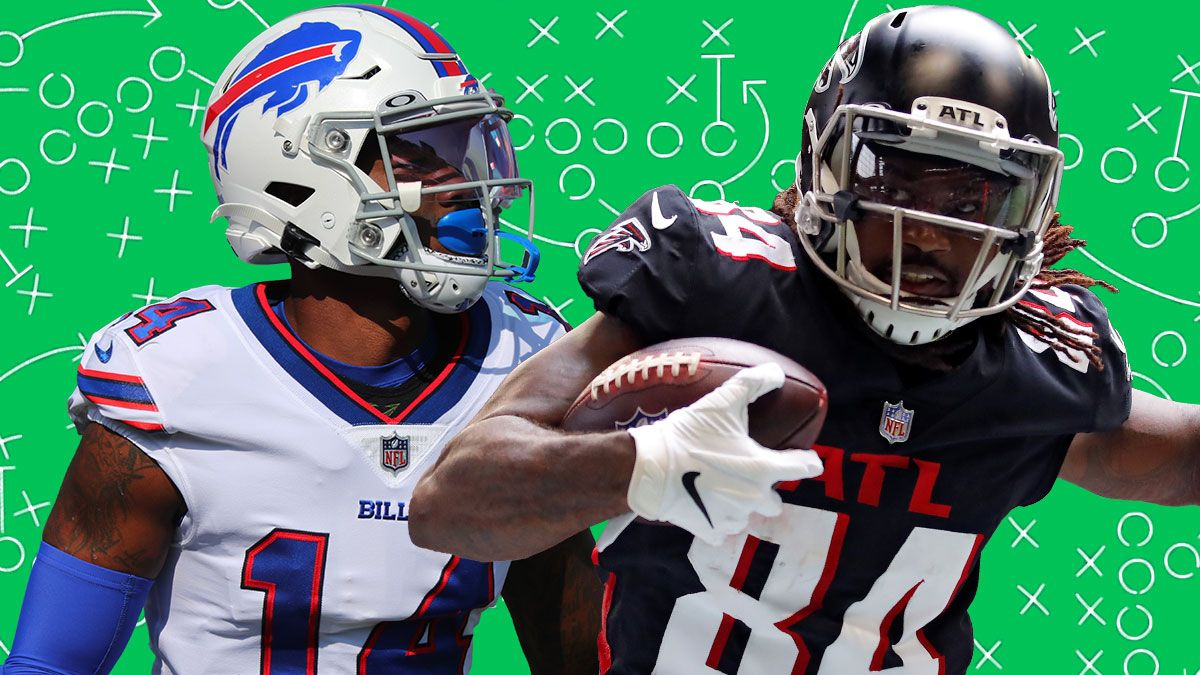Fantasy Football Week 6 Buy Low, Sell High: Trey Lance, Stefon Diggs, Cordarrelle Patterson & More Trade Targets article feature image