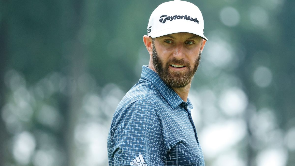 2021 CJ CUP Odds: Dustin Johnson is Favored in Elite Field at Summit Club article feature image