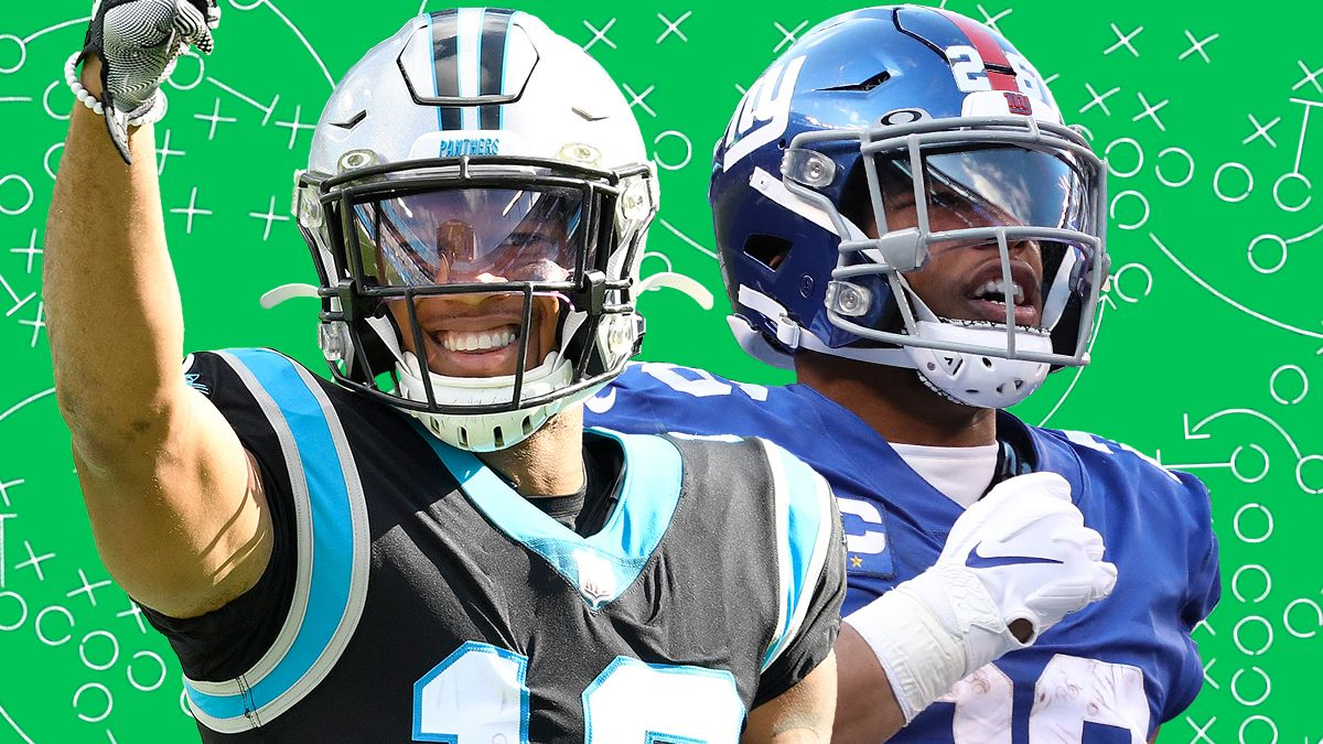 Fantasy Football Rankings & Tiers For QBs, RBs, WRs, TEs, Kickers & Defenses In Week 5 article feature image