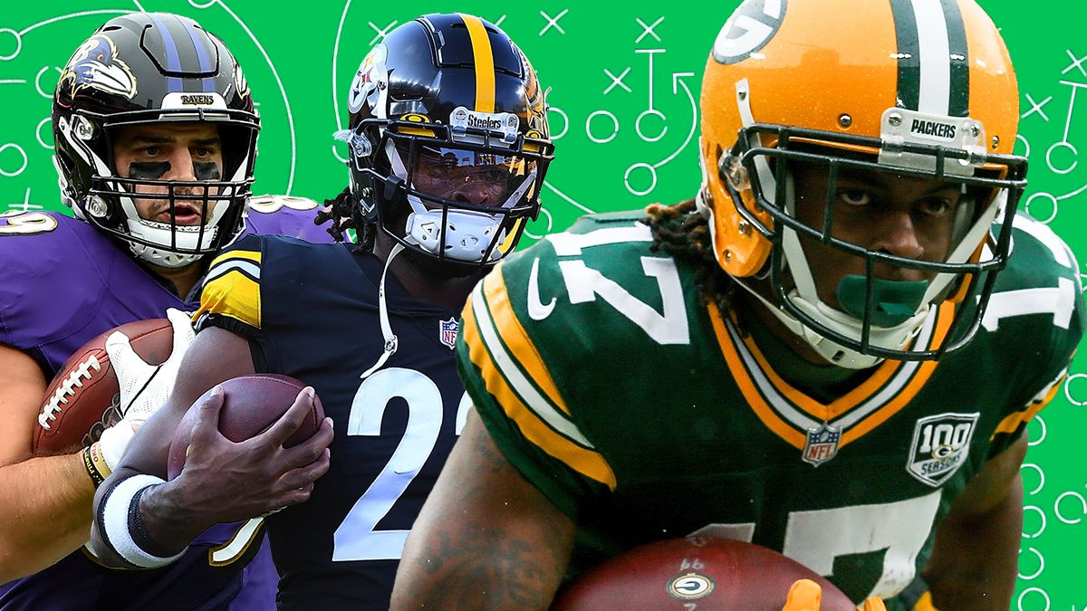 Expert Fantasy Football Rankings & Tiers For Week 6: QBs, RBs, WRs, TEs, Kickers & Defenses article feature image