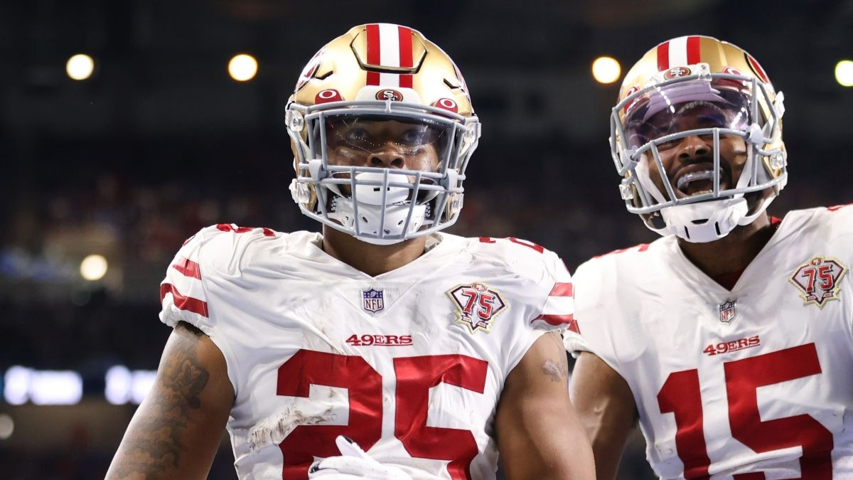 Fantasy Impact of Elijah Mitchell Out: What 49ers RB Status Means For Trey Sermon article feature image