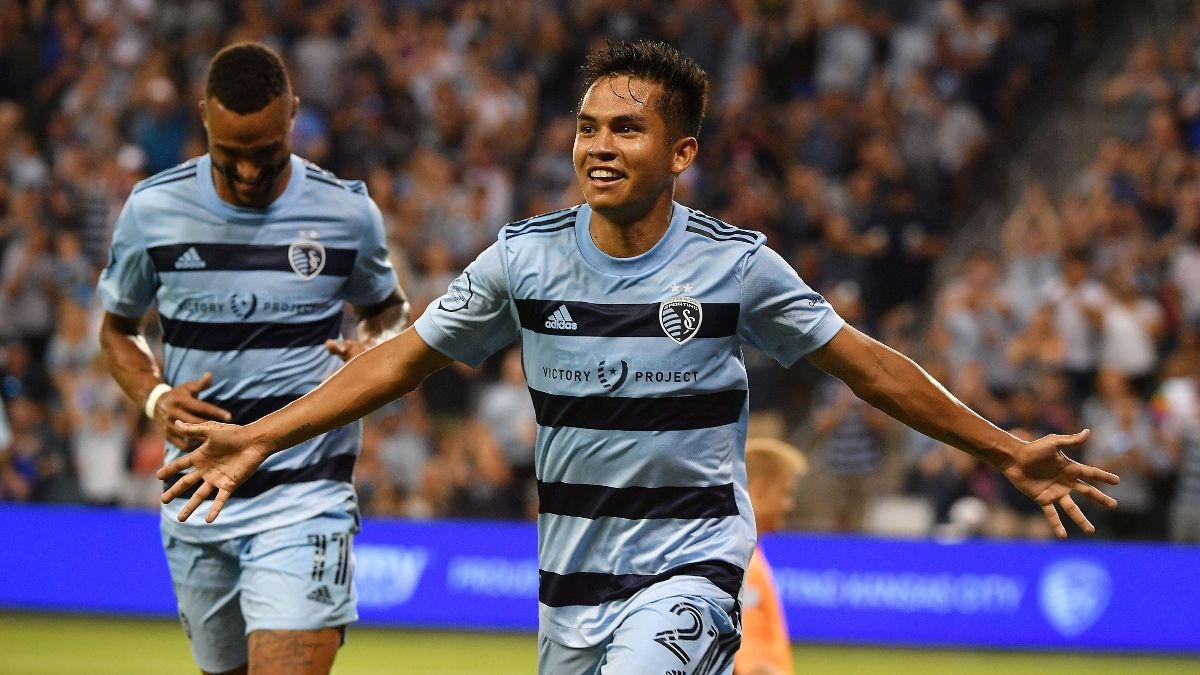 MLS Player Felipe Hernandez Suspended for Betting on Games article feature image