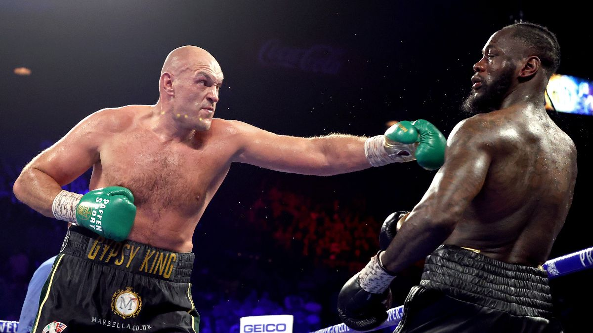Tyson Fury vs. Deontay Wilder Boxing Odds, Betting Pick, Prediction: The Prop to Bet on Saturday Night article feature image