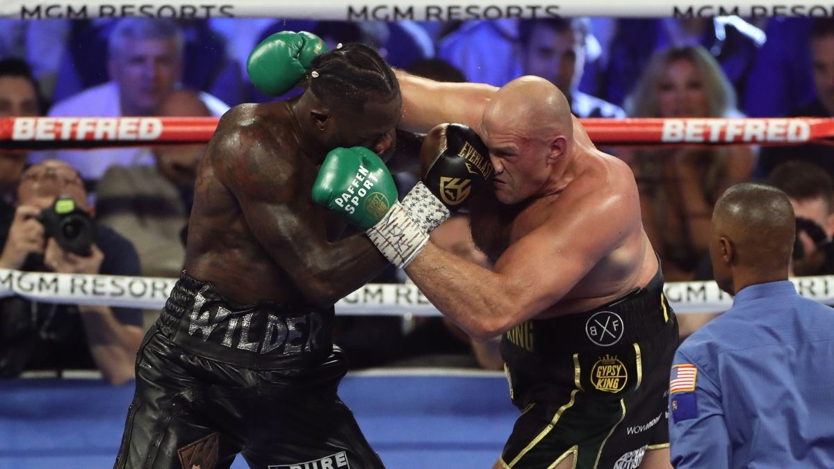 Fury vs. Wilder 3 Odds, Promo: Bet $10, Win $200 on Tyson Fury's Moneyline, and More! article feature image