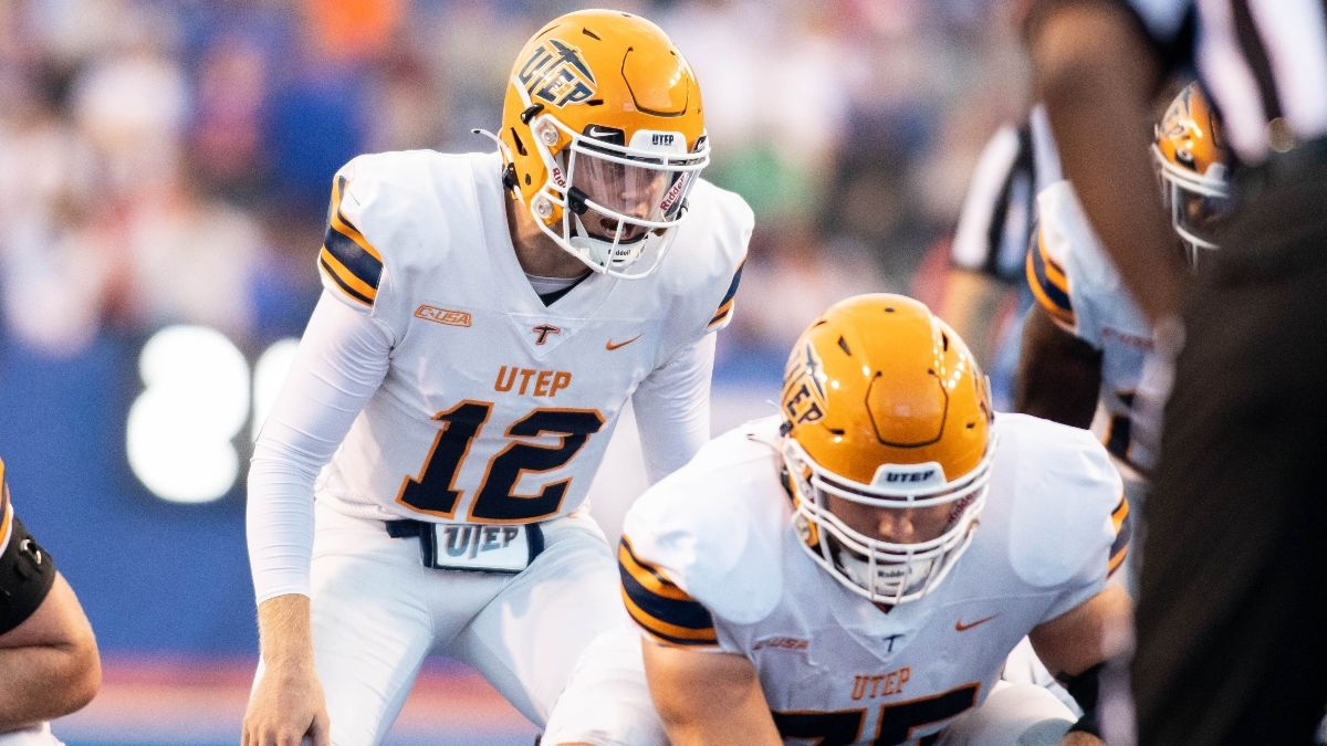 College Football Odds, Picks, Predictions for UTEP vs. Southern Miss: How To Bet This Conference USA Matchup article feature image