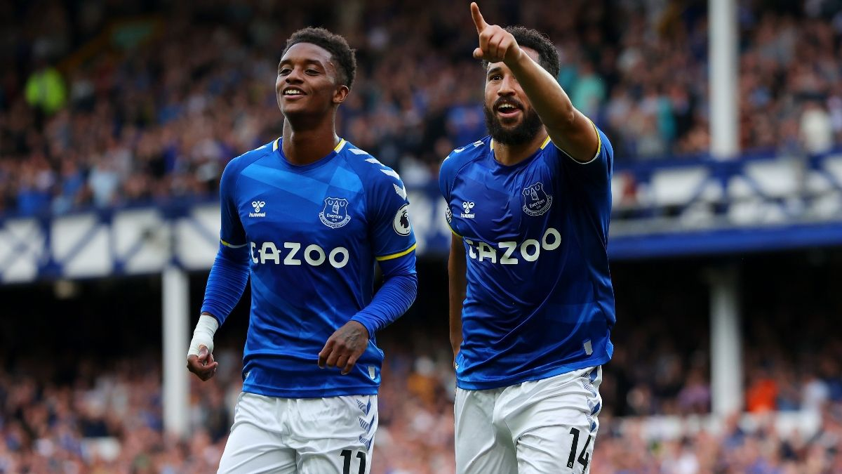 Manchester United vs. Everton Odds, Pick, Prediction: Expect Offenses to Shine in Premier League Clash (Oct. 2) article feature image