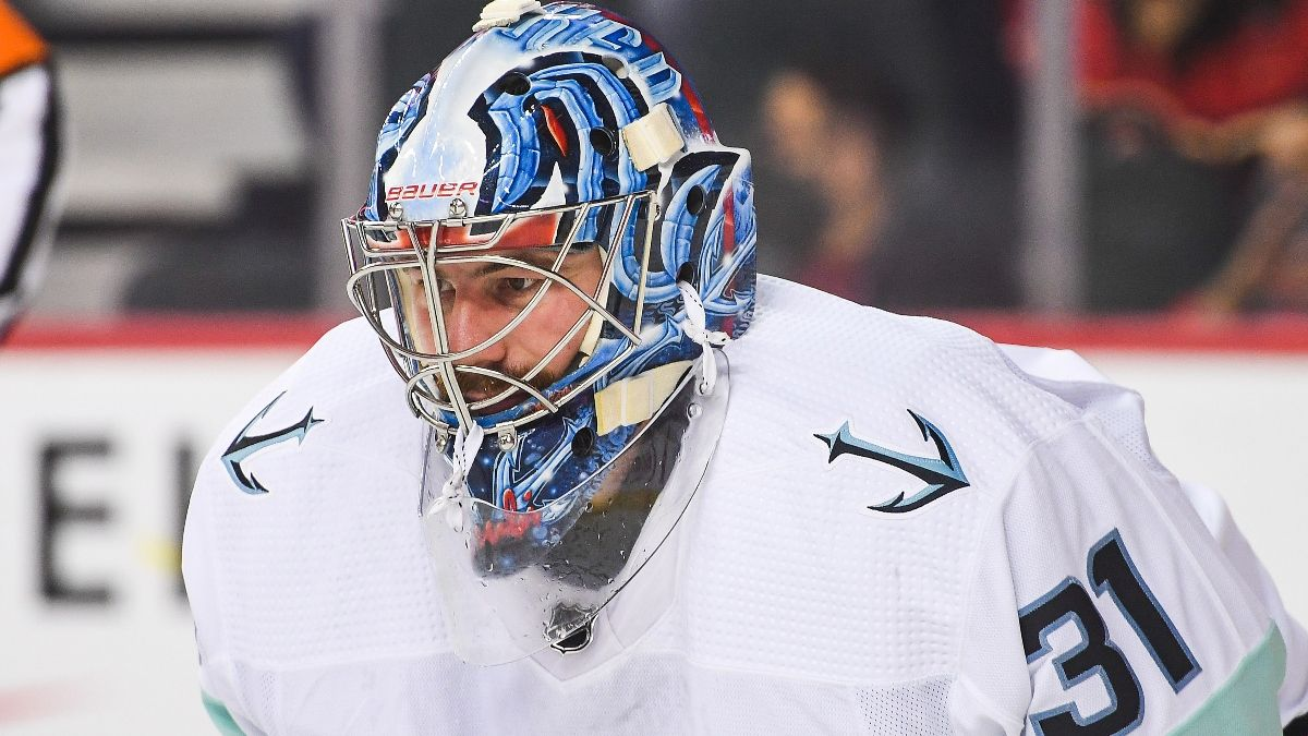 2021-22 NHL Season Betting Preview: Vezina Trophy Odds, Picks & Best Bets article feature image