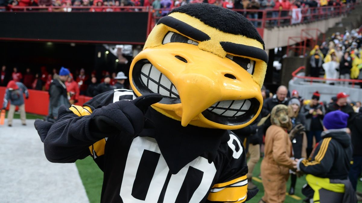 Iowa vs. Purdue Odds, Promo: Bet $10, Win $200 if the Hawkeyes Cover +50! article feature image