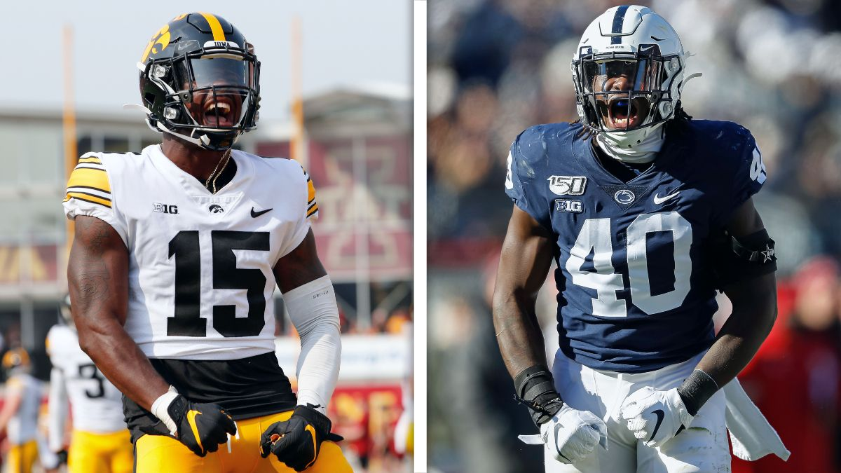 Iowa vs. Penn State Odds, Picks for Week 6: Our Best Bets for This Marquee College Football Clash (October 9) article feature image