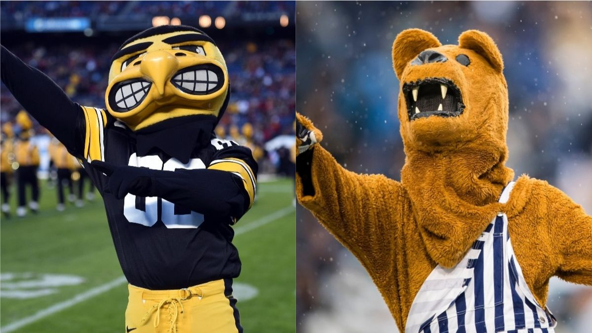 Iowa vs. Penn State Promo: Bet $10, Win $200 if Either Team Scores a Touchdown! article feature image