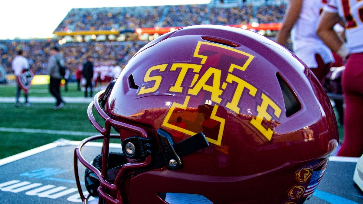 Iowa State vs. Kansas State Odds, Promo: Bet $10, Win $200 if the Cyclones Cover +50! article feature image