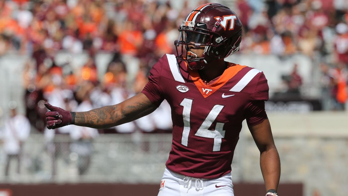 Saturday's College Football Odds & Sharp Betting Picks: Predictions for Notre Dame vs. Virginia Tech, More Week 6 Games article feature image