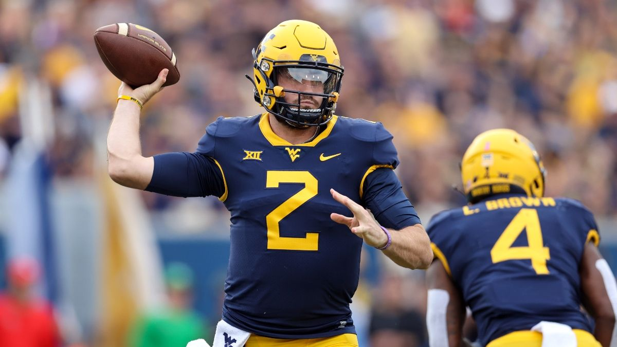 College Football Odds, Picks, Predictions for West Virginia vs. Baylor: How To Bet Saturday's Big 12 Duel article feature image