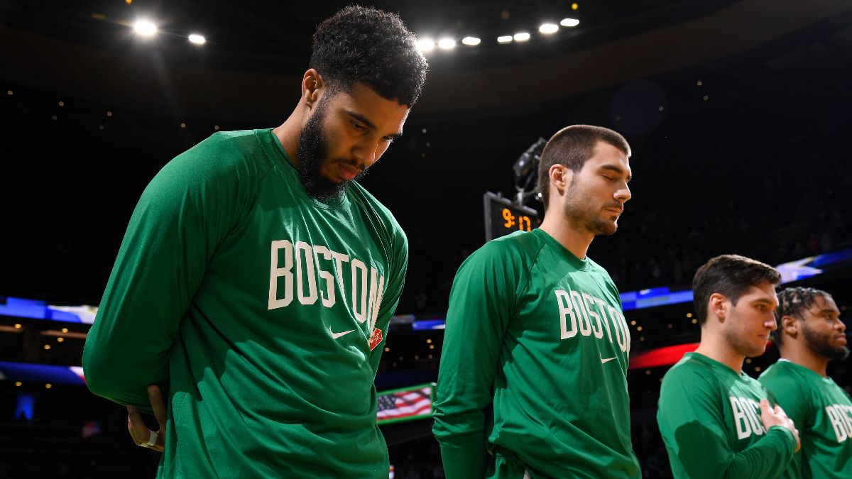 NBA Win Total Odds & Pick: Bet a Resurgent Season for the Boston Celtics? article feature image