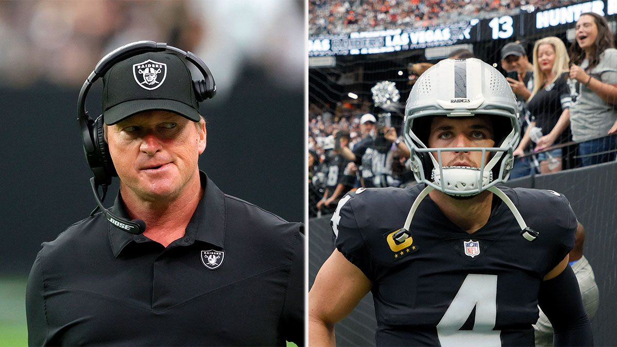 Jon Gruden Resigns as Raiders Coach: How Odds Have Changed For Las Vegas article feature image