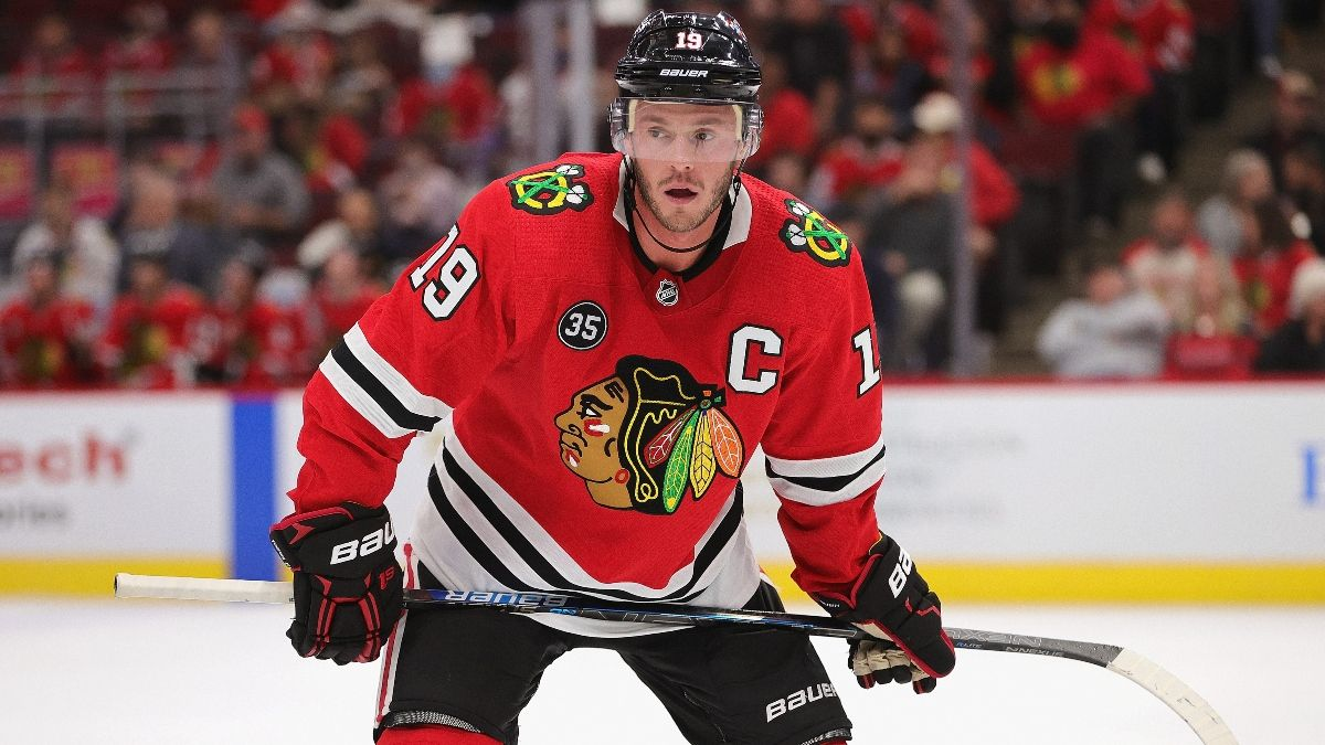 Blackhawks vs. Avalanche Odds, Pick, Preview: Chicago Has Value as Big Underdog (October 13) article feature image