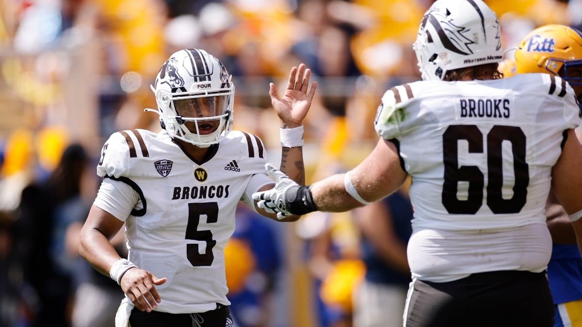 Ball State vs. Western Michigan Odds, Picks: Expect a Low-Scoring Battle in the MAC (Oct. 9) article feature image