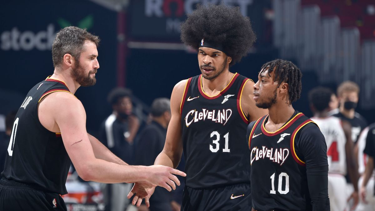 NBA Win Total Odds & Pick: Is Another Rebuild in Store for the Cleveland Cavaliers? article feature image