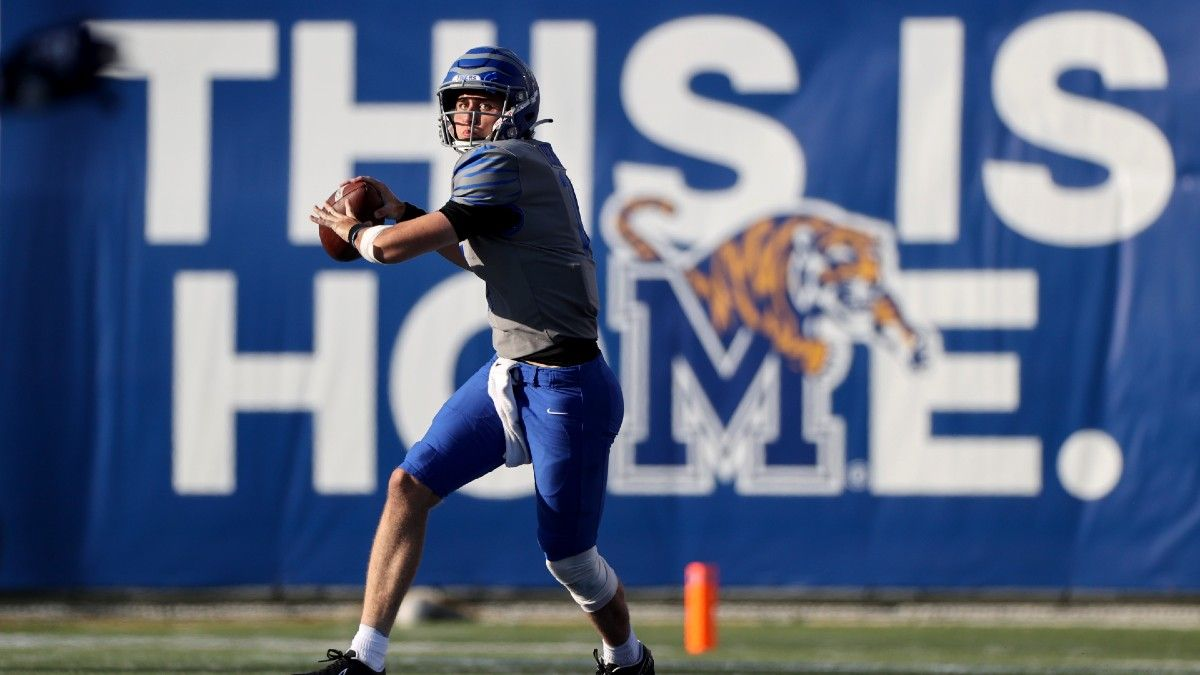 College Football Odds, Picks, Predictions for Memphis vs. Tulsa: Why You Should Bet Tigers article feature image