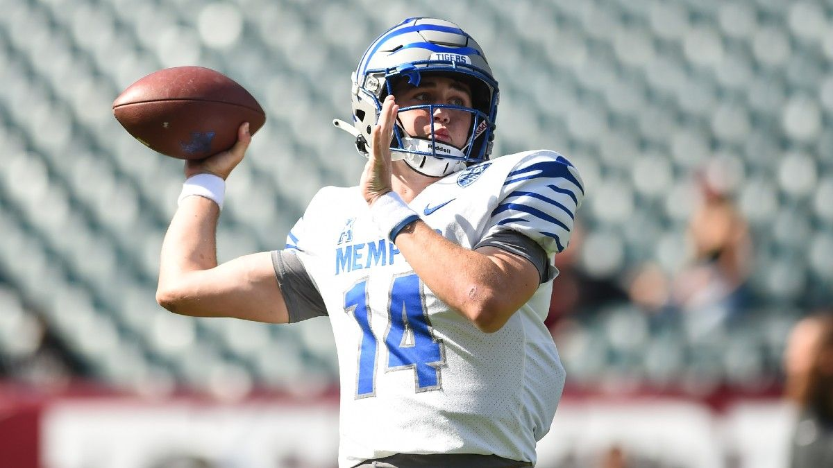 Memphis vs. Navy Odds, Predictions, Picks for Thursday: Your Betting Guide for This AAC Battle article feature image