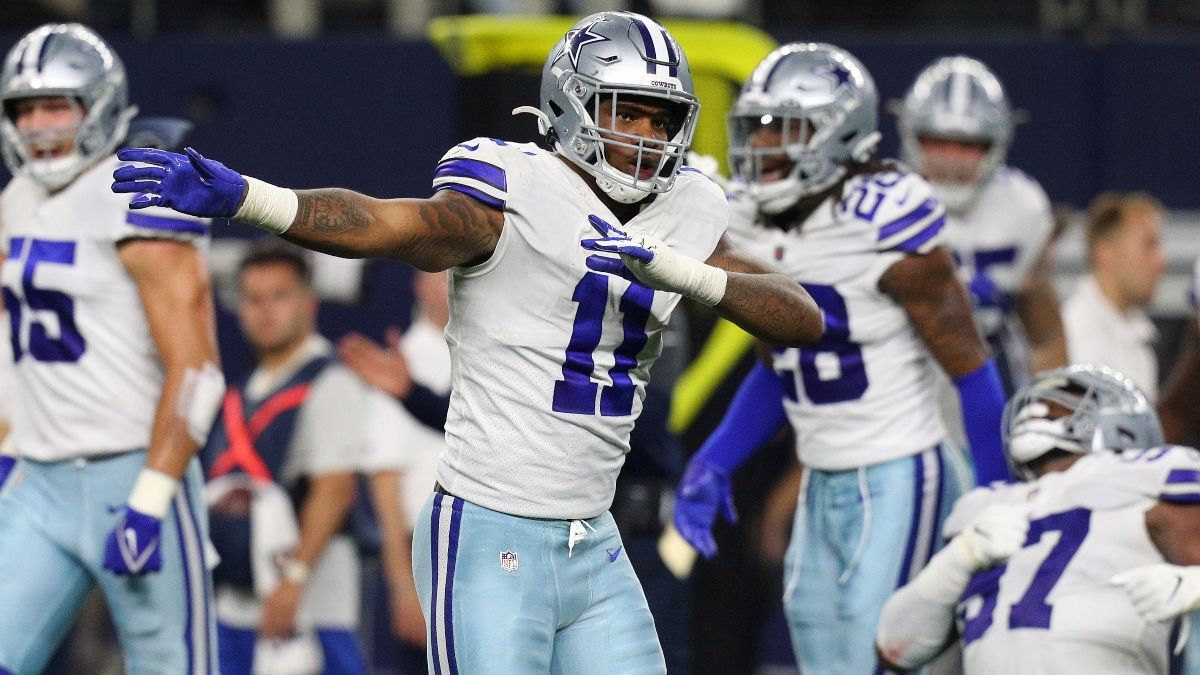 Panthers vs. Cowboys NFL Betting Model Prediction, Pick: Sunday's Biggest Week 4 Edge article feature image