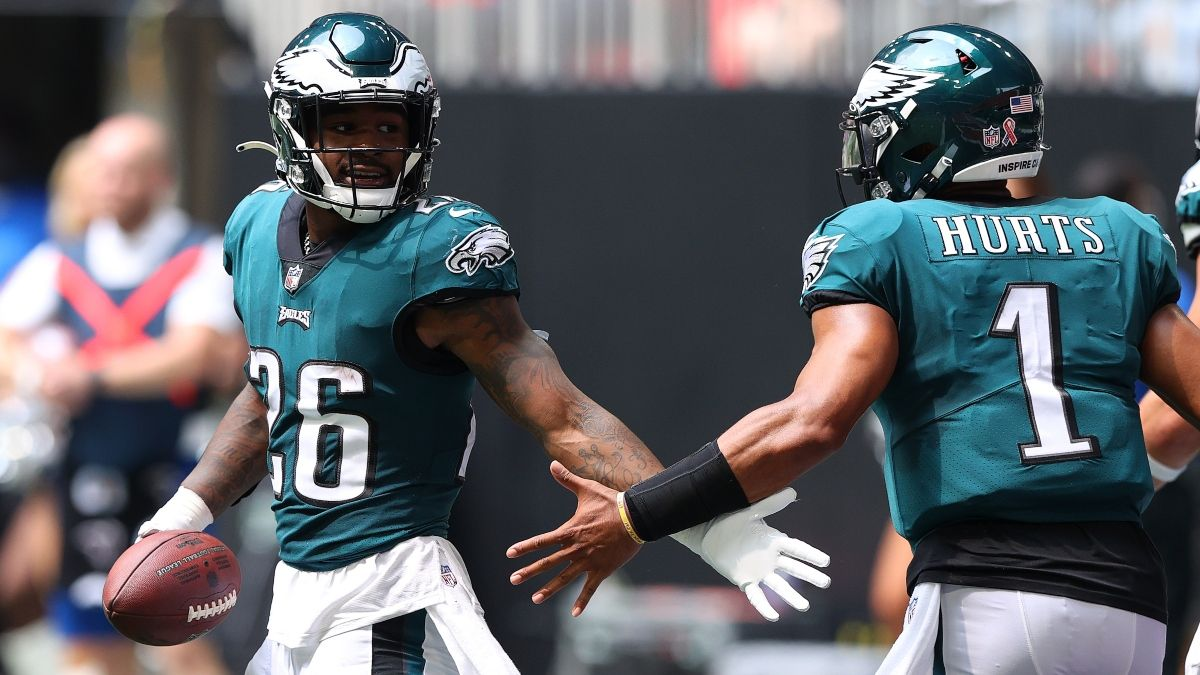 Chiefs vs. Eagles NFL Betting Model Prediction, Pick: Smart Money Slamming This Big Sunday Week 4 Edge article feature image