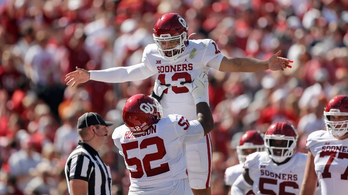 Oklahoma vs. Texas Tech Odds, Promo: Bet $10, Win $200 if the Sooners Cover +50! article feature image