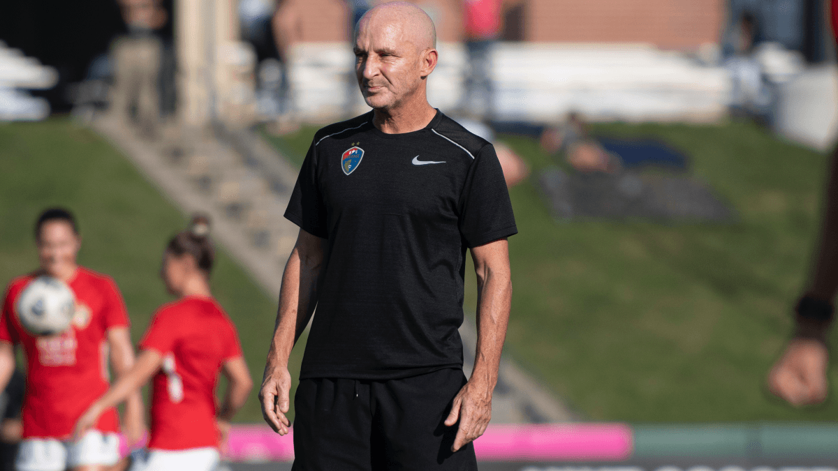 NWSL Calls Off Weekend Games After Allegations Against Coach Paul Riley article feature image
