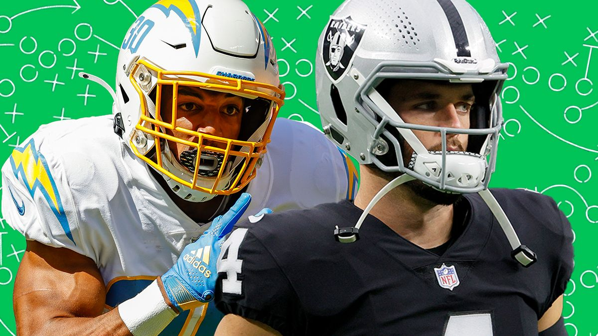 Raiders vs. Chargers Odds, Picks, Predictions, Spread: Find Betting Edge For Monday Night Football Over/Under article feature image