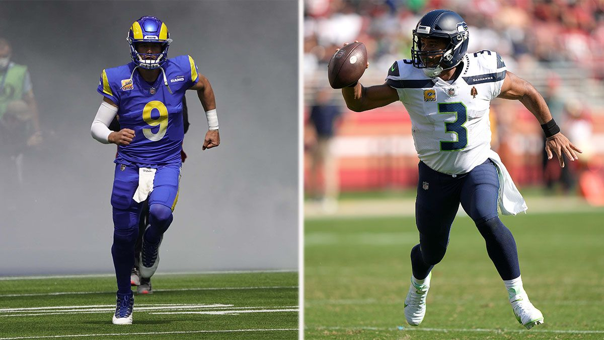 Rams vs. Seahawks Odds, Promo: Bet $1, Win $100 if Either Team Scores a TD! article feature image