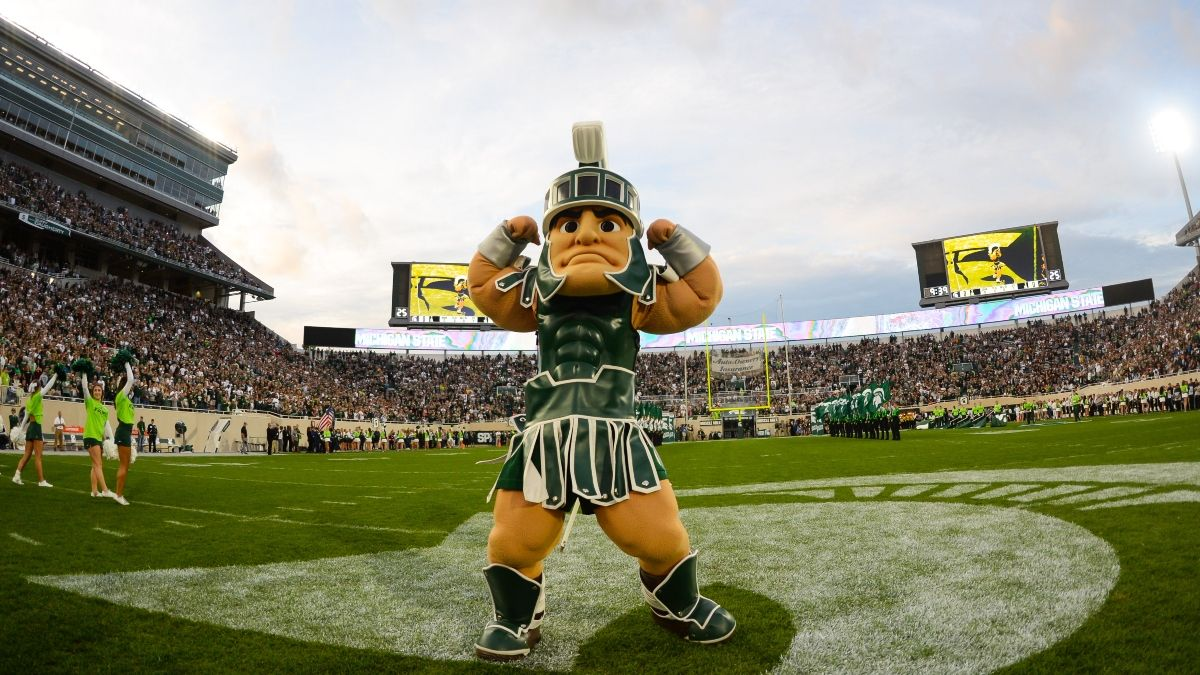 Michigan State vs. Indiana Odds, Promos: Bet $20, Win $205 if the Spartans Score a Point, and More! article feature image