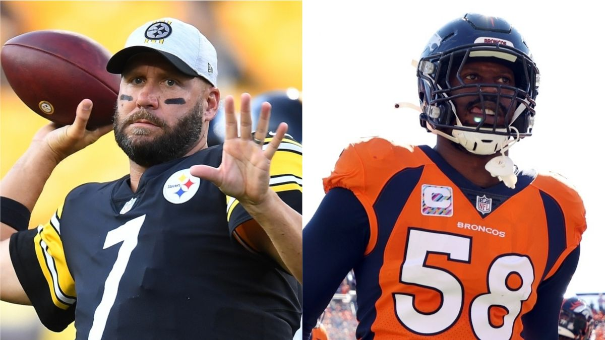 Broncos vs. Steelers Odds, Promo: Bet $10, Win $200 if Either Team Scores a Touchdown! article feature image