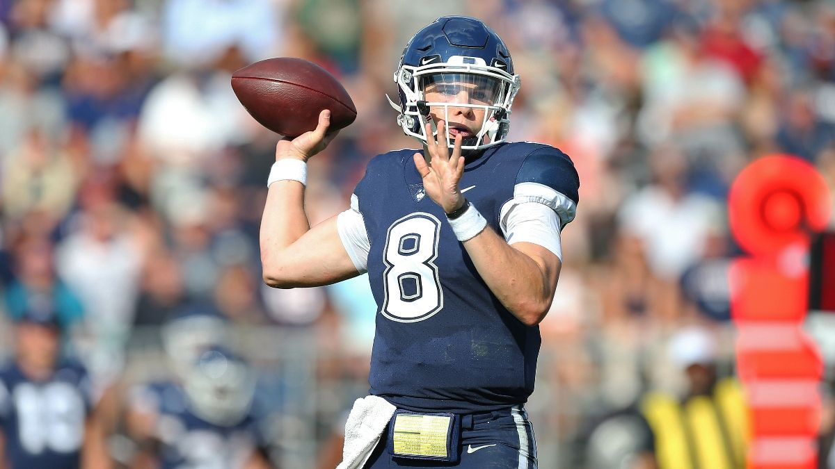 College Football Betting Odds, Picks for UConn vs. UMass: Which Side Will Finally Win? (Oct. 9) article feature image