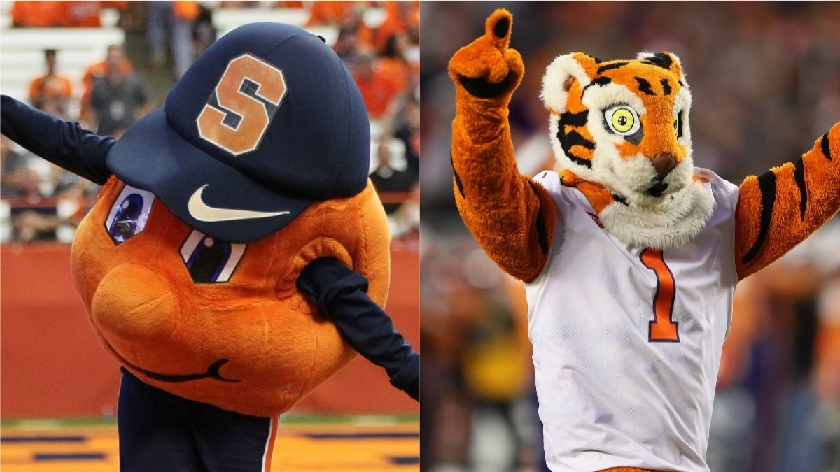 Clemson vs. Syracuse Odds, Promo: Bet $20, Win $205 if Either Team Scores a Point! article feature image
