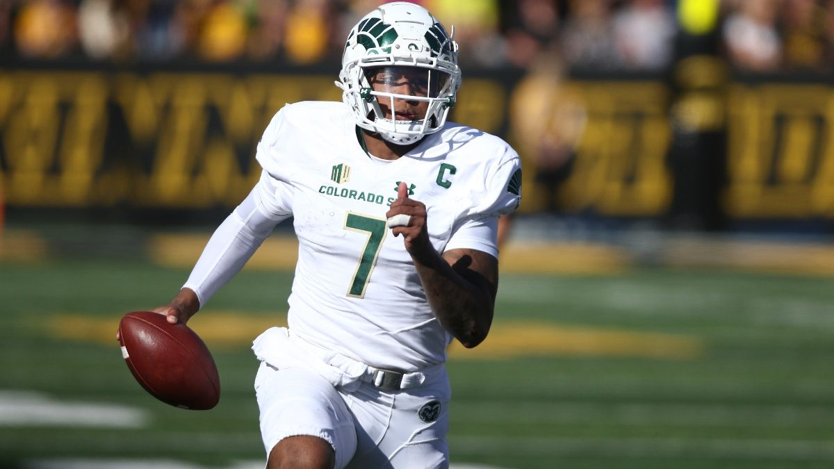 College Football Odds, Picks, Predictions for San Jose State vs. Colorado State: Where Does The Value Lie in Mountain West Duel? article feature image