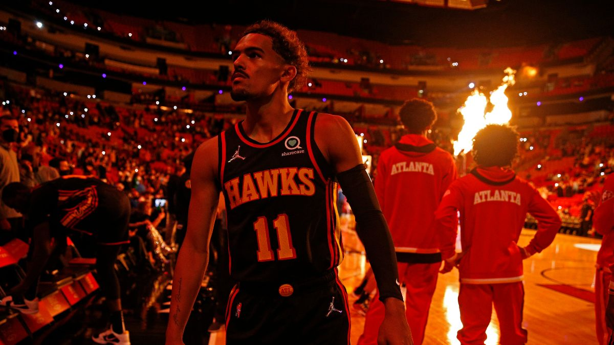 NBA Win Total Picks & Predictions: 5 Over/Under Bets to Make Right Now, Including the Hawks article feature image