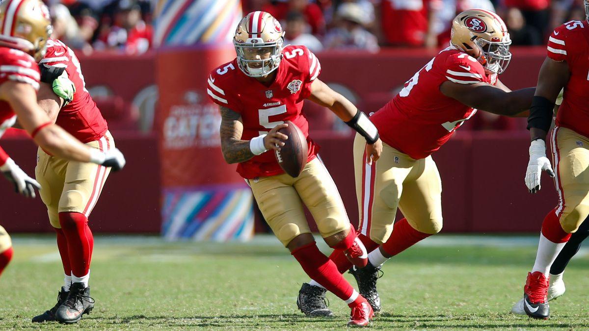 NFL Pick'Em Picks For Week 5: Saints, Vikings, 49ers, More Favorites & Underdogs article feature image