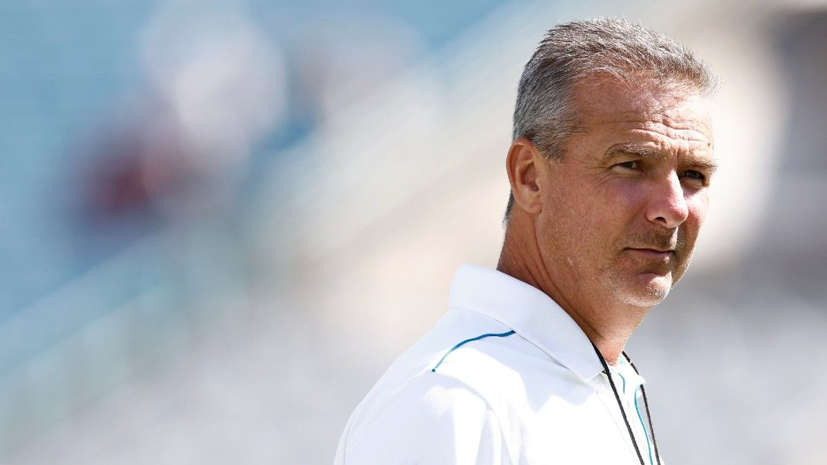 Urban Meyer Back in College? How Athletic Directors View the Jaguars Football Coach for a Potential Hire article feature image