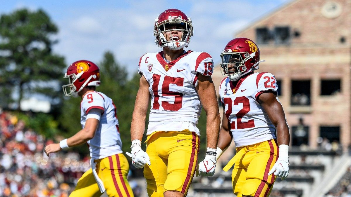 Utah vs. USC Odds, Picks, Preview: Can Trojans win Pac-12 Battle? article feature image