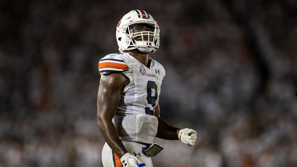 Saturday College Football Underdogs, Odds, Picks for Week 5: Our Favorite Moneyline Bets, Including Nevada & Auburn (Oct. 2) article feature image