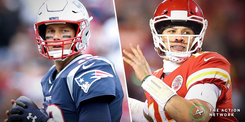 58bad561004 Patrick Mahomes-Josh Allen Contest: Which NFL QB Can Throw Farther ...
