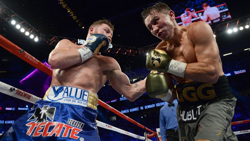 0eb53badef0 Gennady Golovkin Favored in Cinco De Mayo Rematch with Canelo Alvarez  article feature image