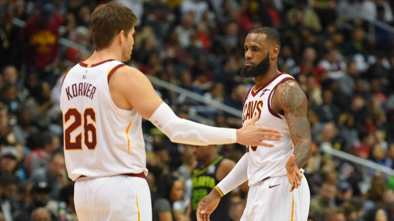 Public Bettors Falling Back in Love With LeBron and the Cavs fcd5ee15f