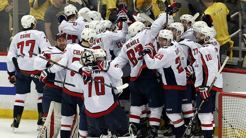 NHL Eastern Conference Finals  Lightning-Capitals Odds d9f3522f582