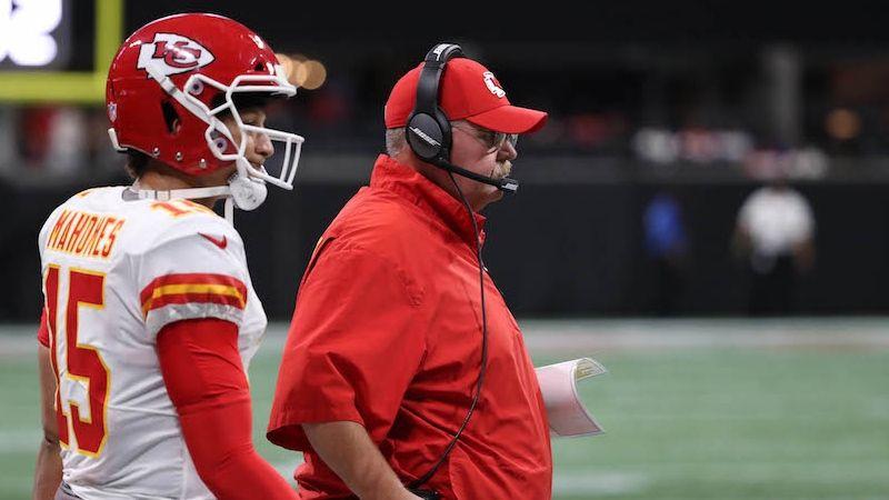 Hot 2018 Kansas City Chiefs Betting Odds & Season Preview: Bet on Reid  free shipping