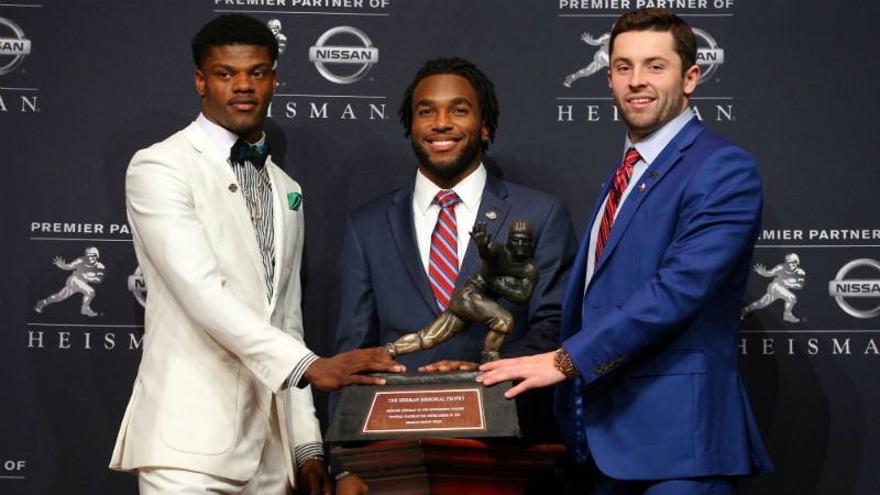 5 Rules for Betting the Heisman: Why Only These Players Can